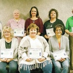 4-H advisors honored