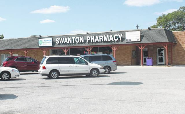 The Swanton Pharmacy, at the corner of Airport Highway and Hallett Avenue in Swanton, closes Tuesday.