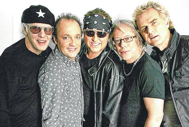 Loverboy will perform Sunday night at the Fulton County Fair.
