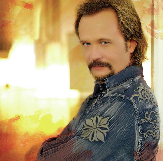Travis Tritt performs at the Fulton County Fair on Labor Day.