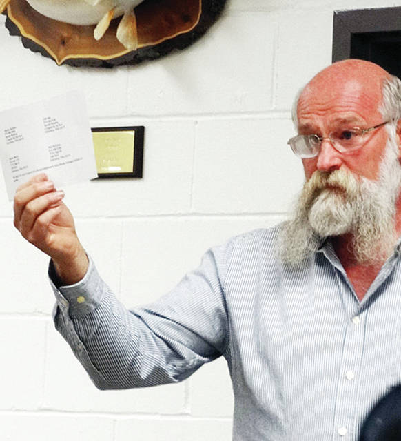 Paul Brooks of Sportsmen Alliance suspects the ODNR plans to merge the Division of Wildlife with other agencies within the department.