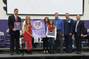 Veterans honored at SHS