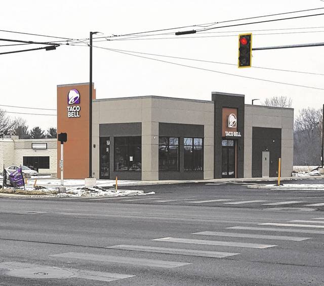 The opening date for the new Taco Bell restaurant in Swanton is drawing near. A grand opening is planned for Friday morning. The restaurant will be located at the southeast corner of Airport Highway and Hallett Avenue. Also, just to the east, construction of a replacement McDonald's restaurant continues.