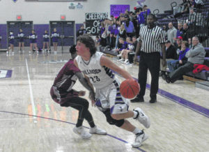 Swanton sinks Rossford in boys hoops