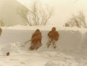 Historic Blizzard of '78 paralyzed area