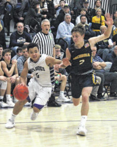 Streaks pull away from Swanton