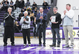 Distinguished Swanton alumni honored