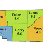 Jobless rates increase in Fulton, Lucas counties