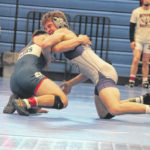 Swanton wrestling fourth at state after day one