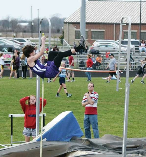 Junior high track excels at Lakota Invite Swanton Enterprise
