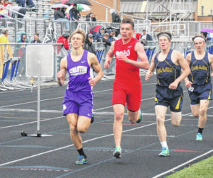 Swanton girls win Division III district track title