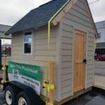 Drawing for Habitat playhouse nears