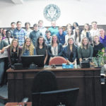 SHS students visit courthouse