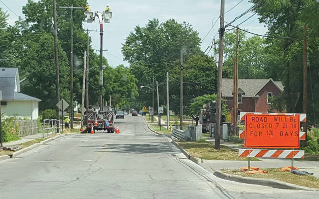 West Garfield Avenue in Swanton will be closed starting Monday for the replacement of a bridge over Ai Creek. The bridge is located between Main Street and Elton Parkway. It will be closed for an estimated 120 days, which could cause some driving headaches, as it is near Swanton Middle School.