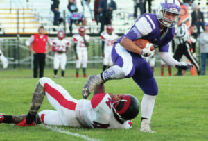Swanton represented in all-star football game